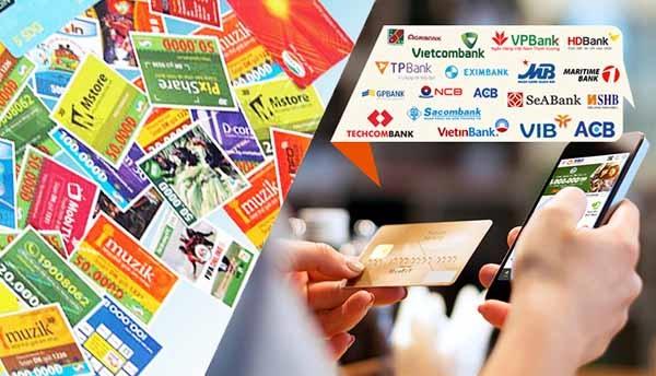 Mua thẻ điện thoại online bằng thẻ ATM có rất nhiều lợi ích