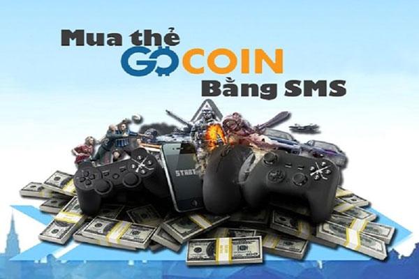 Điều kiện mua goCoin bằng SMS Viettel
