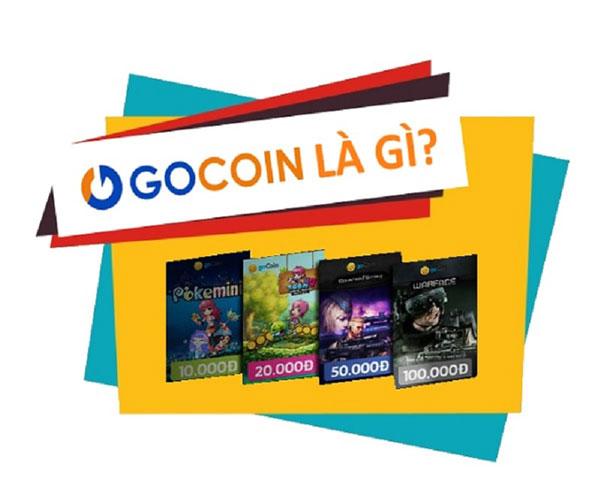 Thẻ goCoin là gì?