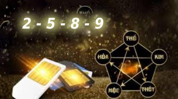 Người mệnh Thổ hợp nhất với các số 2, 5, 8 và 9