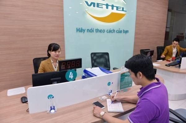 Cách kích hoạt sim Viettel tại điểm giao dịch Viettel