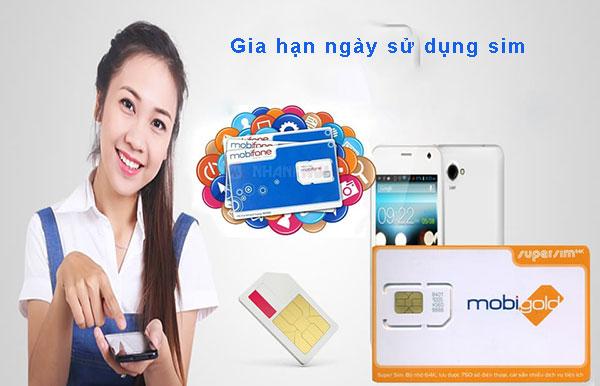 Cách mua ngày sử dụng sim MobiFone rất dễ dàng và nhanh chóng