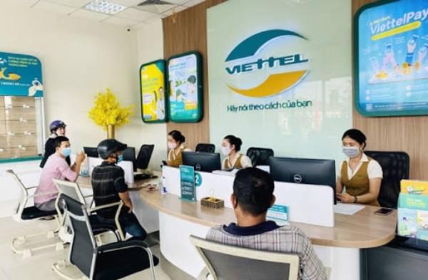 Chuyển đổi thuê bao trả sau sang trả trước tại điểm giao dịch Viettel