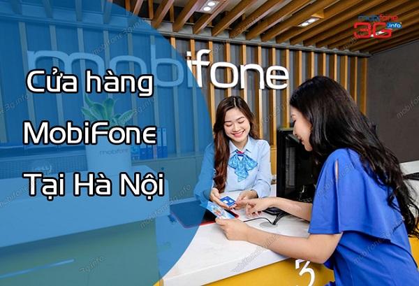 Các cửa hàng Mobifone hỗ trợ những gì?