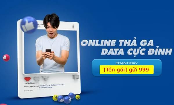 Đăng ký 4G Mobi ngày bằng tin nhắn