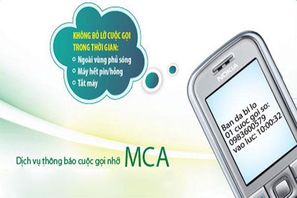 Có MCA không lo bỏ lỡ các cuộc gọi quan trọng nhất
