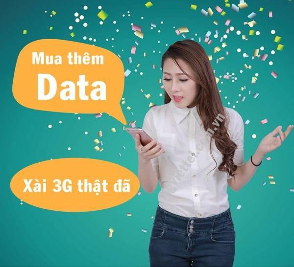 Đăng ký thêm 3G Viettel 2021 tốc độ cao như thế nào?