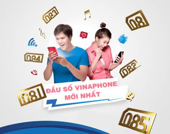 Đầu số sim Vinaphone gồm những đầu số nào?