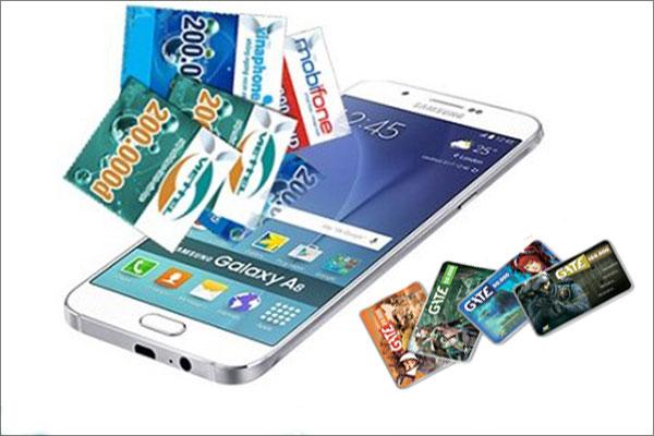 Đổi thẻ gate sang thẻ viettel online chỉ cần vài thao tác đơn giản