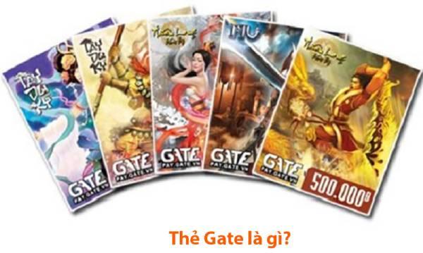 Thẻ Gate là thẻ gì?