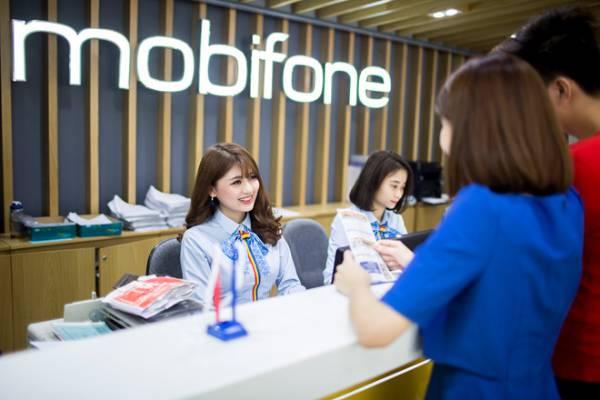 Làm lại sim Mobi tại điểm giao dịch của Mobifone