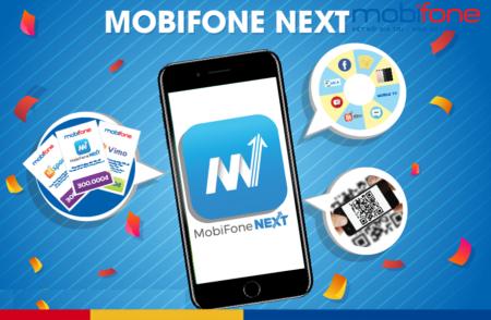Nạp tiền cho thuê bao khác qua app Mobifone Next hoặc My Mobifone