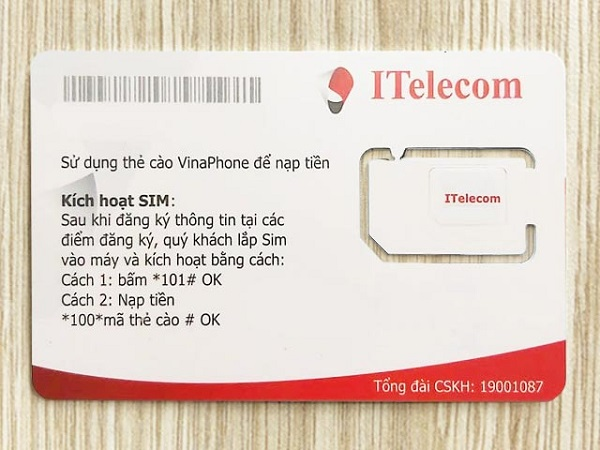 Sim iTelecom là gì?