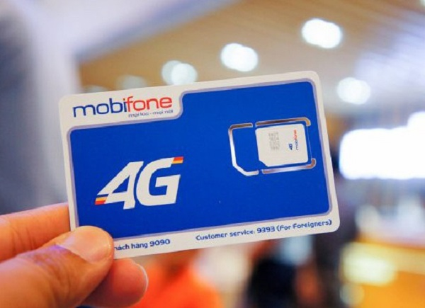 Đôi nét về nhà mạng Mobifone