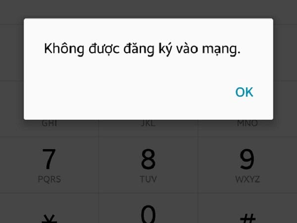 Nguyên nhân sim Mobifone không đăng ký được mạng